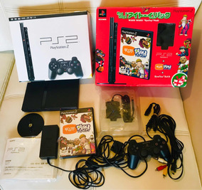Playstation 2 Slim / Scph-70000 - Fox Store