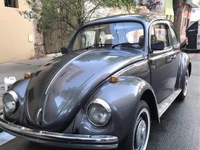 Volkswagen Escarabajo Fusca Brasilero
