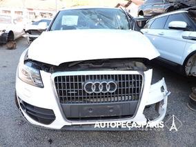 Sucata Audi Q5 2.0 Quattro 2012 - Peças Audi Q5