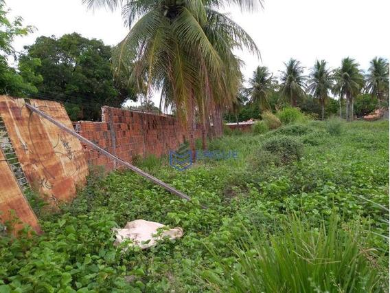 Terreno Residencial À Venda, Messejana, Fortaleza. - Te0046
