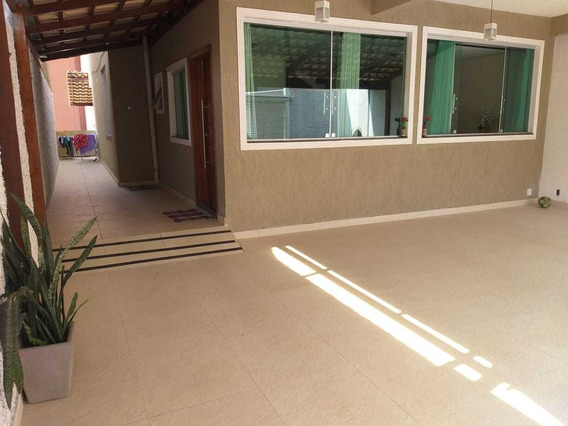 Casa Em Condomínio Com 3 Quartos Para Comprar No Jardim Riacho Das Pedras Em Contagem/mg - 8346
