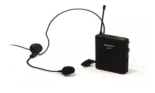 Microfono Inalambrico Lexsen Vincha One In Two Uhf P