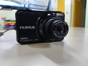 Câmera Digital Fujifilm 12 Megapixels Finepix L50