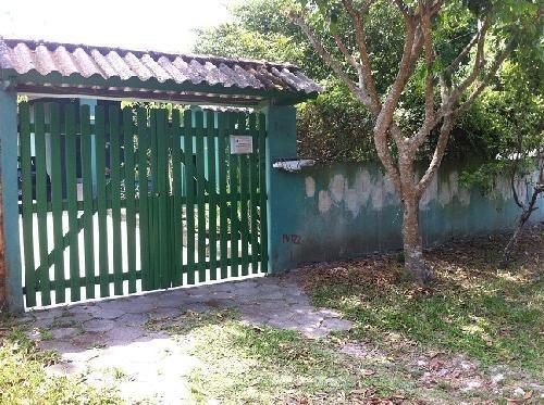 Casa No Litoral Sul, Com 3 Quartos Em Itanhaém/sp 0664-pc