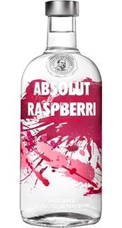 Vodka Absolut Saborizado Raspberry 750ml Importado 01almacen