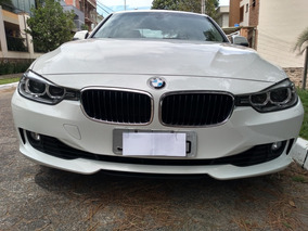 Bmw Serie 3 2.0 Active Flex Aut. 4p 184hp 2014