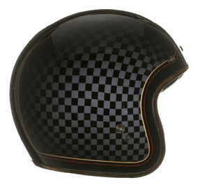 Capacete Bell Custom 500 Rsd Check It Roland Sands Design