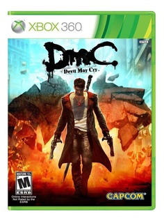 Juego Devil May Cry Xbox 360 Ibushak Gaming
