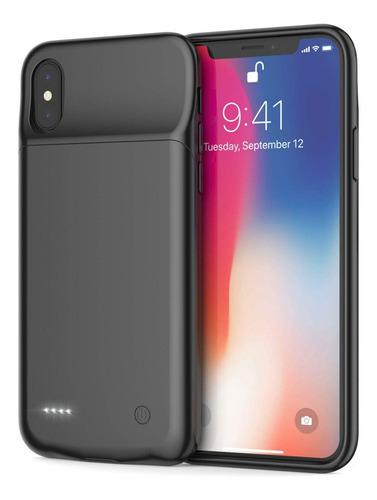 Estuche Protector iPhone X Xs Batería Incluída Power Bank ®