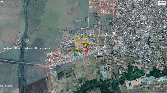 Terreno Para Venda Em Nova Londrina, Centro, 1 Dormitório, 1 Banheiro, 99 Vagas - 2379