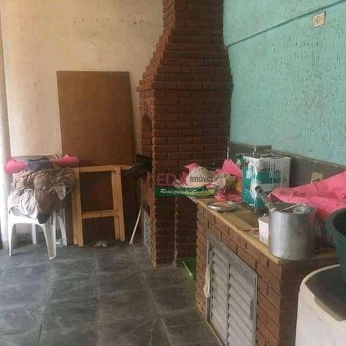 Imagem 1 de 10 de Casa Com 2 Dormitórios À Venda, 150 M² Por R$ 175.000 - Jundiapeba - Mogi Das Cruzes/sp - Ca6620