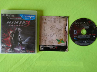Ninja Gaiden 3 Ps3 Garantizado (completo)