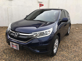 Honda Cr-v City Plus 2016 4x2 Azul , Excelente Estado