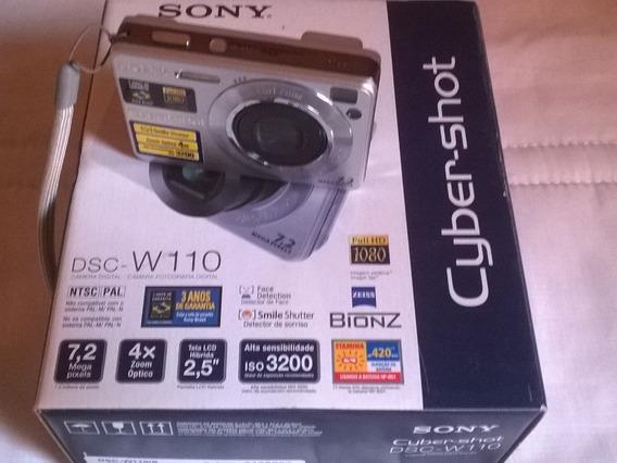 Sony Cybershot Dsc W-110