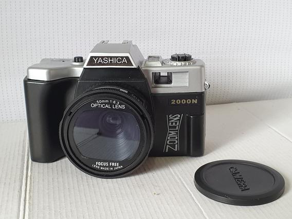 Câmera Fotográfica Yashica Anos 80