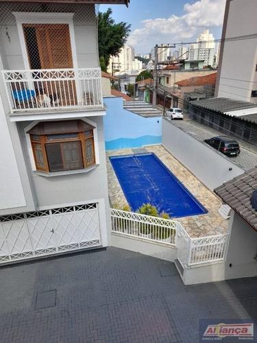 Casas Residenciais Para Venda No Bairro Jardim Gopoúva Em Guarulhos - Cod: Ai21945 - Ai21945