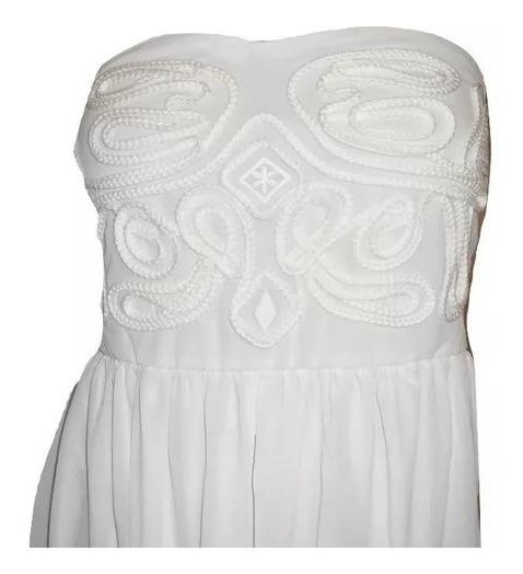 Vestido Blanco Boda/quince/fiesta Talla 38 Preguntar Precio