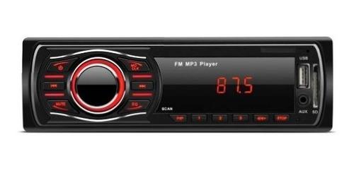 Som Auto Mp3 Player Ar-04 Mondial Ent Aux,sd,usb,rádio Fm