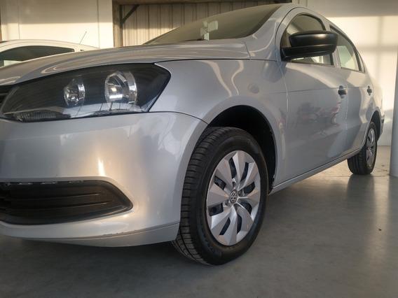 Volkswagen Voyage Confor Ant $350000 Y Cuot Automotores Yami