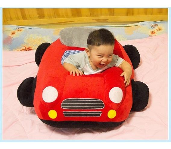 Assento Para Bebe Sentar Brincar E Dormir Carro Almofada