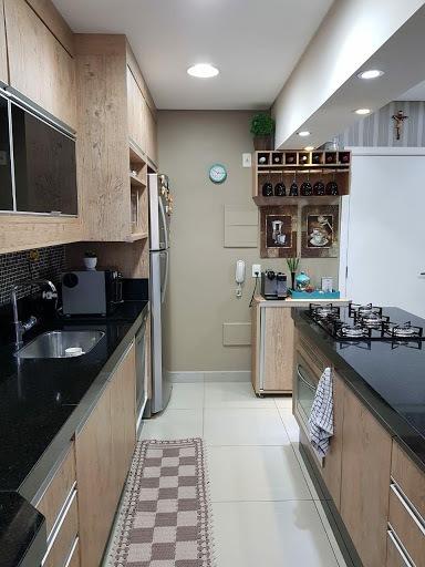 Apartamento Com 2 Dormitórios Para Alugar - Vila Santa Catarina - Americana/sp - Ap0819
