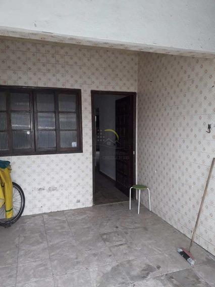 Casa Com 2 Dorms, Cidade Naútica, São Vicente - R$ 120 Mil, Cod: 1606 - V1606