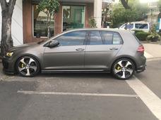 Volkswagen Golf 2015 5p Gti L4 2.0 Aut A/e