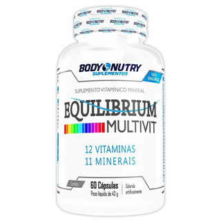 Equilibrium 60cps - Body Nutry
