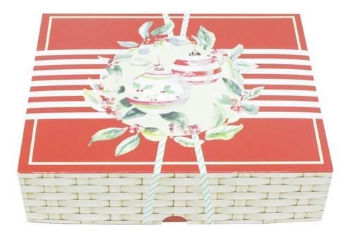 10 Caixinhas Montáveis Natal P/ Doces E Presentes - Promoção