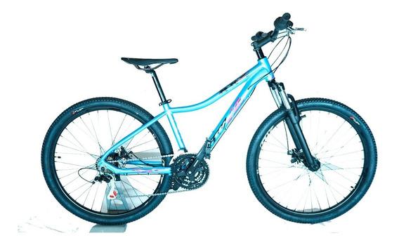 Bicicleta Dama Gw Deer 27.5 Shimano 7vel Mtb Mecan + Regalo