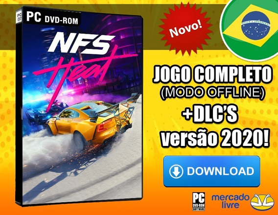 Need For Speed Heat - Pc - Português-br Digital