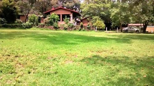 Rancho En Santa Maria En Cuernavaca Con Caballerizas