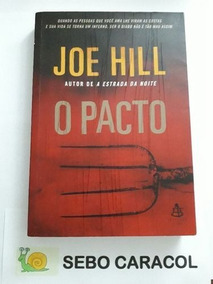 Livro O Pacto Joe Hill