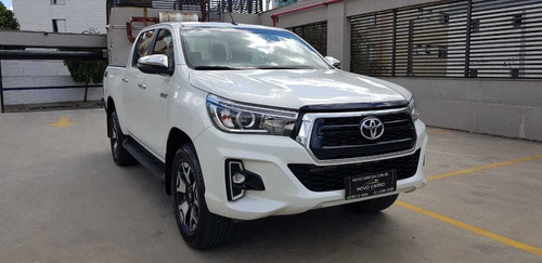Toyota Hilux Cabine Dupla 2.8 Tdi Srx Cd 4x4 (aut)