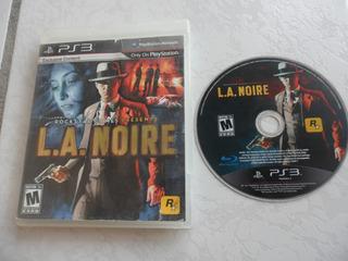 L. A. Noire Para Tu Ps3 Juegazo!!! Rockstar Games