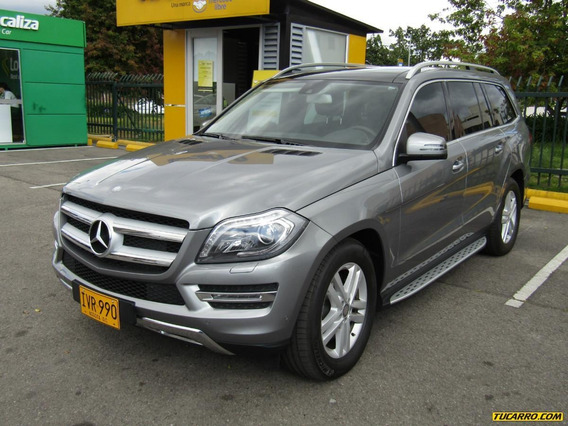 Mercedes Benz Clase Gl 500b 4matic 4700cc Aa Ct 4x4
