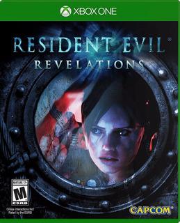 Resident Evil Revelations Xbox One Nuevo