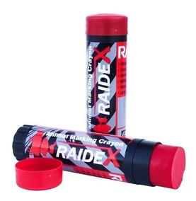 Raidex Tinta Bastão Vermelha