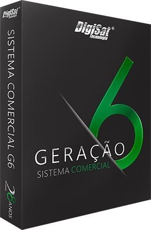 Automação Comercial - Digisat Comercial G6