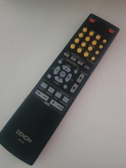 Controle Remoto Denon Rc-1119