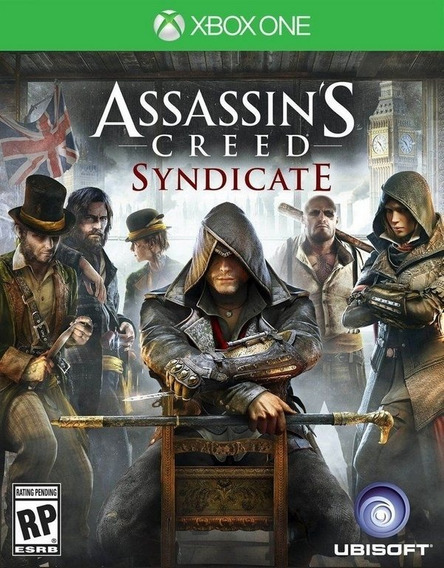 Assassins Creed Syndicate / Xbox One + Brinde
