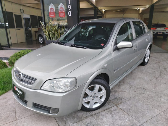Chevrolet Astra 2.0 Mpfi Comfort 8v Flex 4p Manual