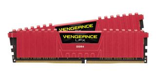 Memoria 16gb 2x8 2400 Ddr4 Corsair Vengeance Lpx Intel Amd