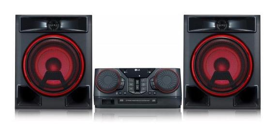 Mini System Lg Ck56 - 620w Bluetooth Usb Sound Sync Wireless