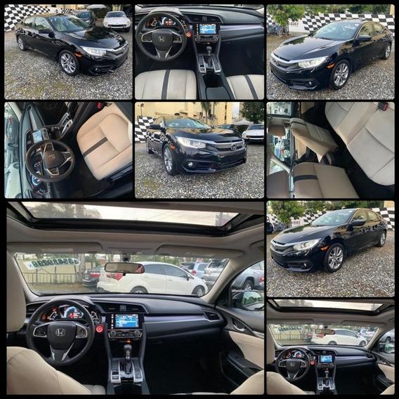 Honda Civic Exl- T Americano