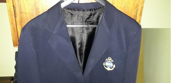Saco Azul Uniforme Enn