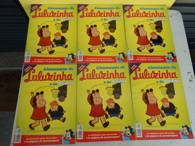 Almanaque Da Luluzinha E Do Bolinha Nº 1! Pixel 2001!