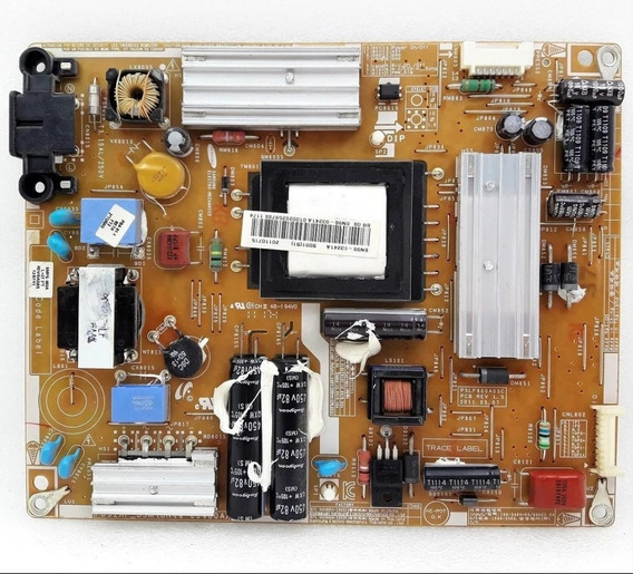 Placa Fonte Samsung Un32d5800 Un32d5500 Un32d500 Bn44-00460a