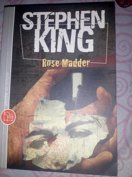 Livro Rose Madder De Stephen King - Muito Barato.