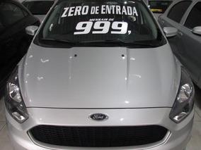 Ford Ka Flex Completo Zero De Entrada + 60 X 999,00 Fixas